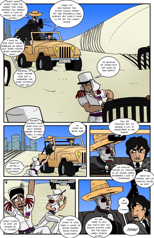 9. Combing the Desert